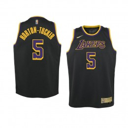 Talen Horton-Tucker Los Angeles Lakers Jersey For Sale Authentic ...
