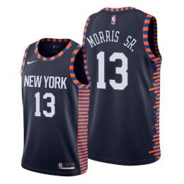 Boston Celtics #13 Marcus MorrisEarned Edition Swingman Jersey