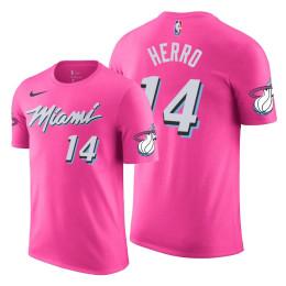 2019 Draft Earned T-Shirt of Miami Heat Tyler Herro