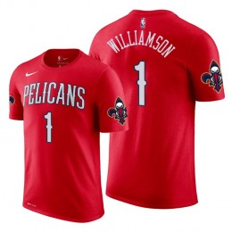 2019 Draft Statement T-Shirt of New Orleans Pelicans Zion Williamson