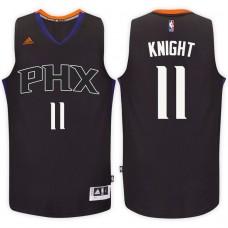 2016-17 Season Brandon Knight Phoenix Suns #11 New Swingman Alternate Black Jersey