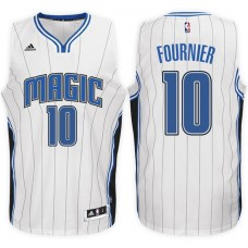 2016-17 Season Evan Fournier Orlando Magic #10 New Swingman Home White Jersey