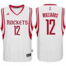 2016-17 Season Lou Williams Houston Rockets #12 New Swingman Home White Jersey