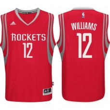 2016-17 Season Lou Williams Houston Rockets #12 New Swingman Road Red Jersey