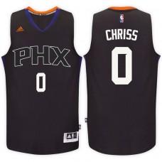 2016-17 Season Marquese Chriss Phoenix Suns #0 New Swingman Alternate Black Jersey