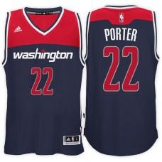 2016-17 Season Otto Porter Washington Wizards #22 New Swingman Alternate Navy Jersey