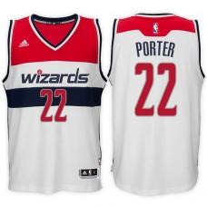 2016-17 Season Otto Porter Washington Wizards #22 New Swingman Home White Jersey