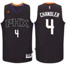 2016-17 Season Tyson Chandler Phoenix Suns #4 New Swingman Alternate Black Jersey