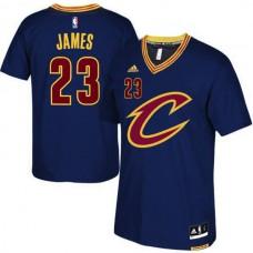 CAVS #23 Lebron James 2015-16 New Season Short Sleeves Jersey