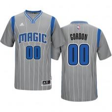 Aaron Gordon Orlando Magic #0 Gray Pride Short Sleeved Swingman Jersey