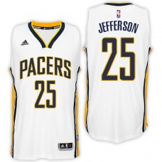 Al Jefferson Indiana Pacers #25 New Swingman Home White Jersey