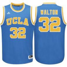 Bill Walton UCLA Bruins #32 Light Blue College Basketball Jersey