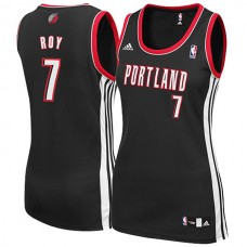 Women's Brandon Roy Portland Trail Blazers Black Jersey