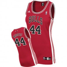 Women's Nikola Mirotic Chicago Bulls #44 Red Jersey