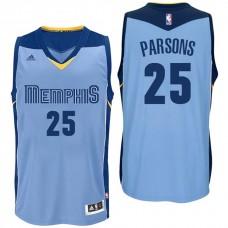 Chandler Parsons Memphis Grizzlies New Swingman Blue Alternate Jersey