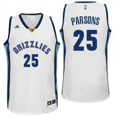 Chandler Parsons Memphis Grizzlies New Swingman White Home Jersey
