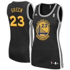 Women's Draymond Green Golden State Warriors #23 Black Jersey
