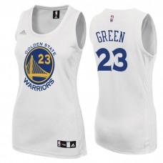 Women's Draymond Green Golden State Warriors #23 Home White Jersey