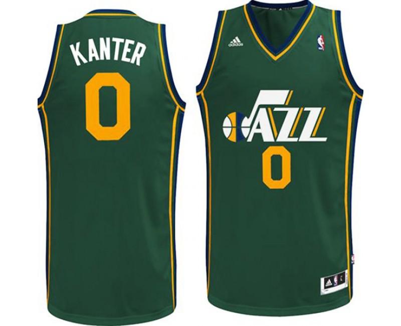Enes Kanter Utah Jazz 0 Revolution 30 Swingman Alternate Jersey