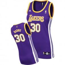 Women's Julius Randle Los Angeles Lakers #30 Purple Jersey