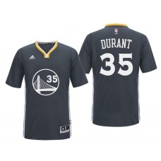 Kevin Durant Golden State Warriors #35 New Swingman Black Alternate Jersey