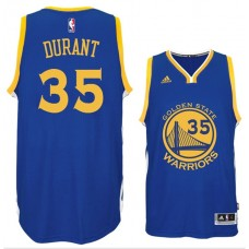Kevin Durant Golden State Warriors #35 New Swingman Royal Road Jersey
