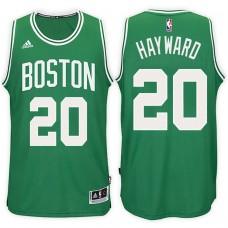 Boston Celtics #55 Greg Monroe Association White Swingman Jersey