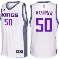 Zach Randolph Sacramento Kings #50 Home White New Swingman Jersey
