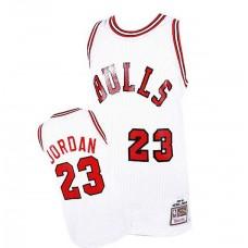 Michael Jordan Mitchell & Ness Chicago Bulls 1984-1985 Hardwood Classics Home Jersey