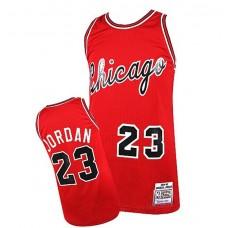 Michael Jordan Mitchell & Ness Chicago Bulls 1984-1985 Hardwood Classics Road Jersey