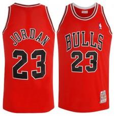 Michael Jordan Mitchell & Ness Chicago Bulls #23 1997-98 Road Jersey
