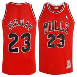 Michael Jordan Chicago Bulls Authentic & Swingman Jersey Cheap For ...