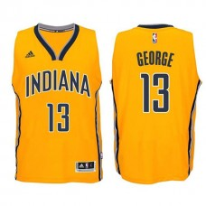 Youth Paul George Indiana Pacers #13 New Swingman Alternate Gold Jersey