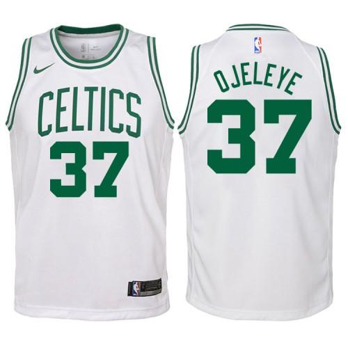 Kids 2017-18 Season Semi Ojeleye Boston Celtics #37 Association ...