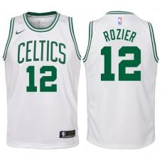 Boston Celtics #37 Semi Ojeleye Statement Black Swingman Jersey