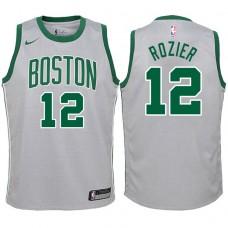 Kids 2017-18 Season Semi Ojeleye Boston Celtics #37 City Edition ...